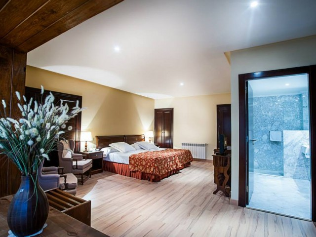 Te mostramos una de las Suite del hotel
