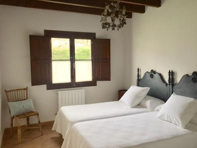 Habitacion de 2 camas