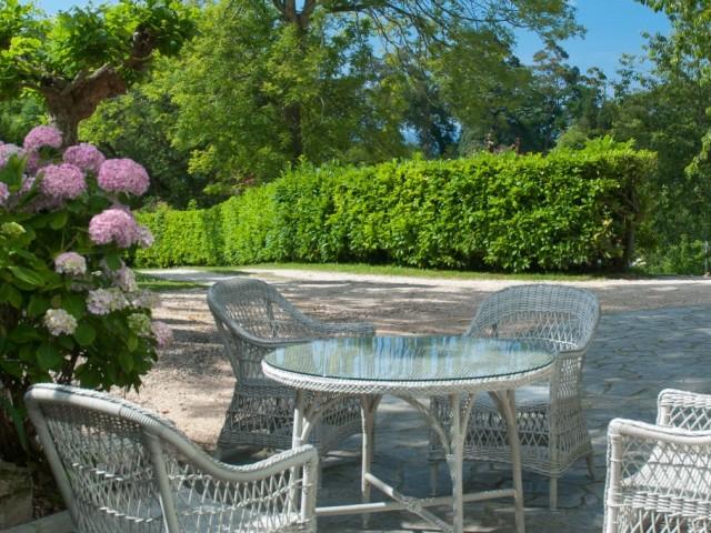 Un espacio para relajarse y disfrutar del aire libre