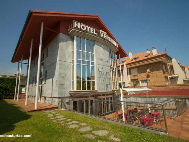 Vista exterior Hotel Verdemar ***