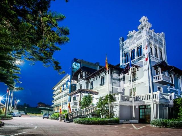 Gran Hotel del Sella, hotel con spa en Ribadesella