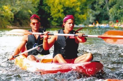 Consejos para bajar el Sella en canoa