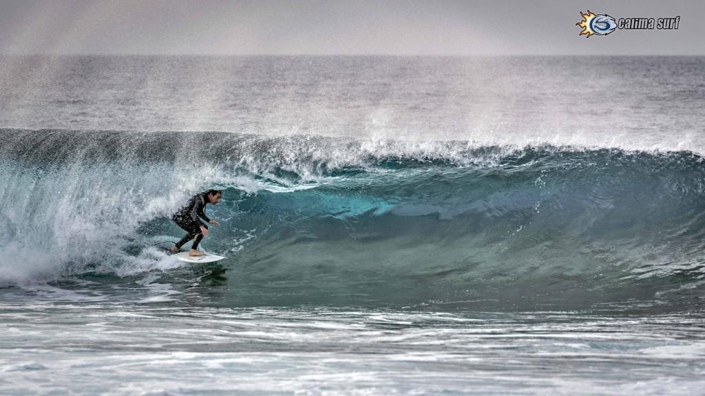 Surf en Lanzarote con Calima Surf